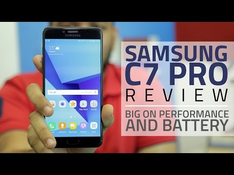 Samsung Galaxy C7 Pro Review | Camera, Specs, Features, Verdict, and More