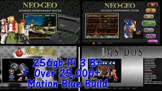 32gb Retropie Arcade Image