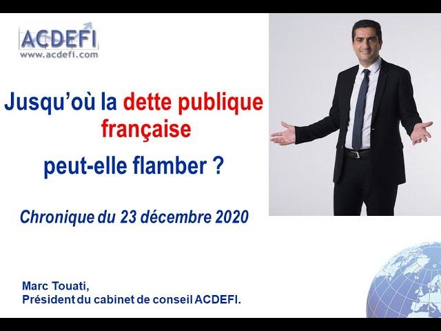 Pourquoi la flambée de la dette publique française compromet notre avenir ?