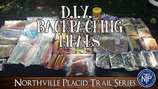 D.I.Y. Backpacking Meals | Homęmade | Northville Placid Trail Series