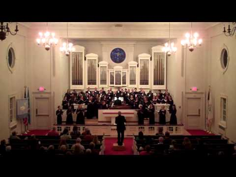 Shenandoah (arr. Erb); Alexandria Choral Society