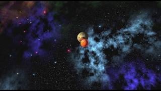 Solar System in progress with After Effects