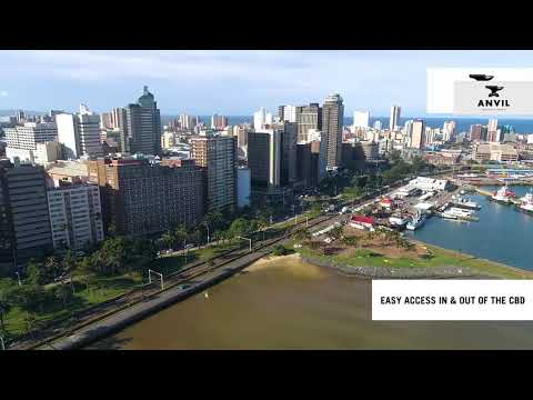 Prime office space in Durban CBD
