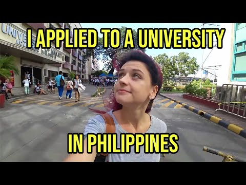 Applying To School in the Philippines as a Foreigner