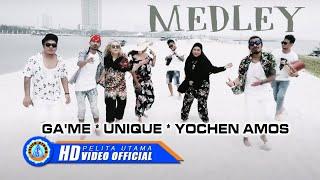 Ga'Me Ft. Unique & Yochen Amos - Medley   Lagu Rakyat Maluku Terpopuler (Official Music Video)