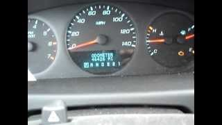 P2138 APPS Accelerator Pedal Position Sensor Fix 3.5L Chevrolet Impala