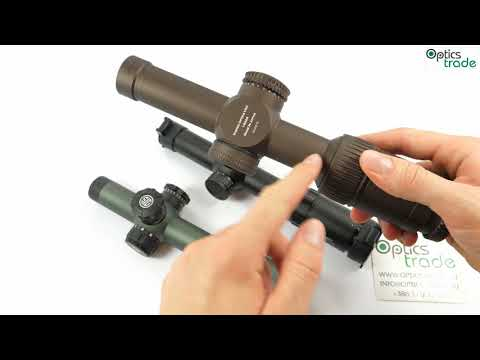 CQB Rifle Scopes - Overview