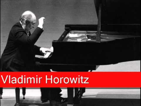 Vladimir Horowitz: Chopin  Étude No 3 in E major, Op 10, Tristesse