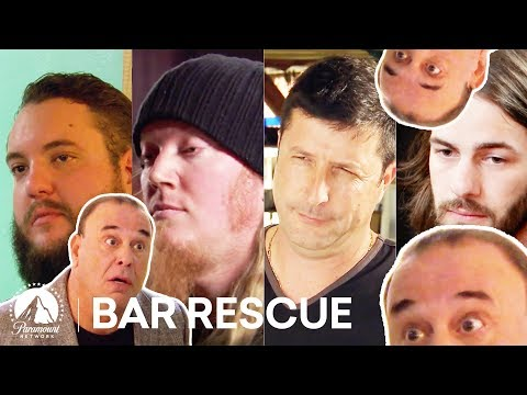 Top 4 Laziest Bars | Bar Rescue
