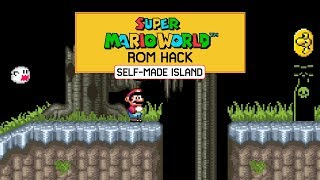 A Halloween Adventure by N450 | Hack of Super Mario World (2018)