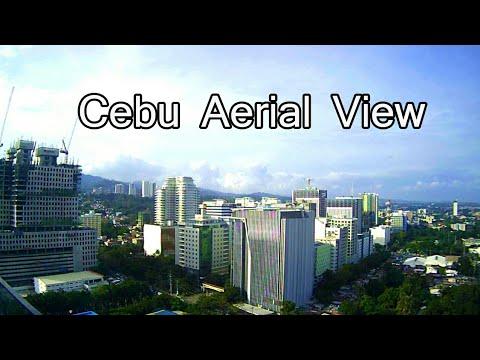 Cebu City Aerial View🇵🇭