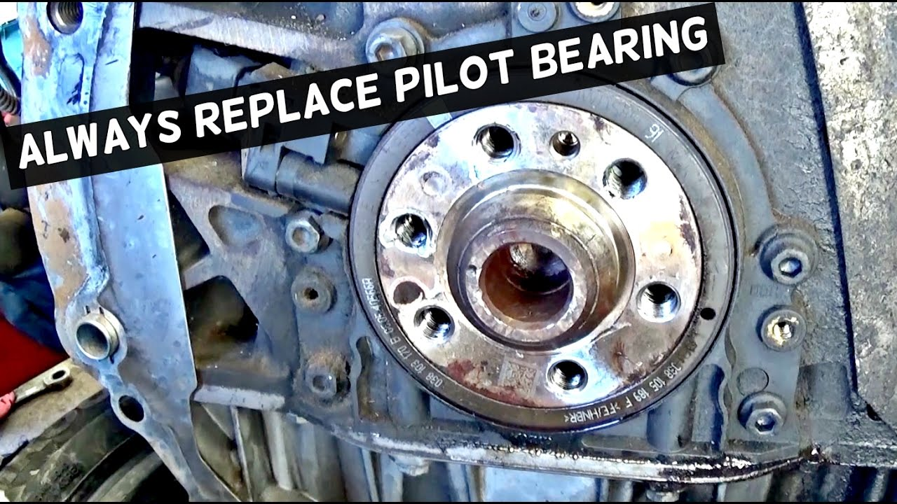 why you should never ignore pilot bearing youtube rh youtube com Audi A4 1.8L Turbo Horsepower 03 Audi A4 Specs