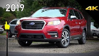 2019 Subaru Ascent Touring - Ultimate In-Depth Look in 4K