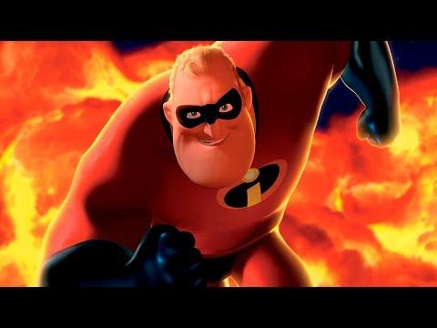 Прохождение Игры Суперсемейка Часть 1 (The Incredibles)