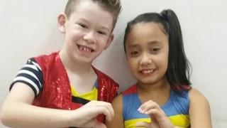 Dança Kids Você partiu meu coração 💔💔