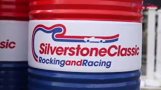 Nick Whale on the Silverstone Classic
