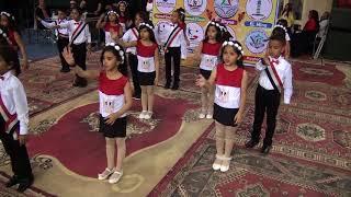 اوبريت تحيا مصر بلغة الاشاره اطفال مدرسة الجوهره الرسميه لغات بالغردقه