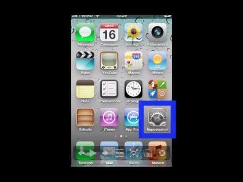 📱Come configurare WIND iPhone 4s,4g, 3GS, 3G,iPad, iPad 2,iPad 3,iPad Mini📱