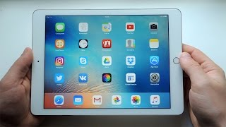 Что в моем iPad?
