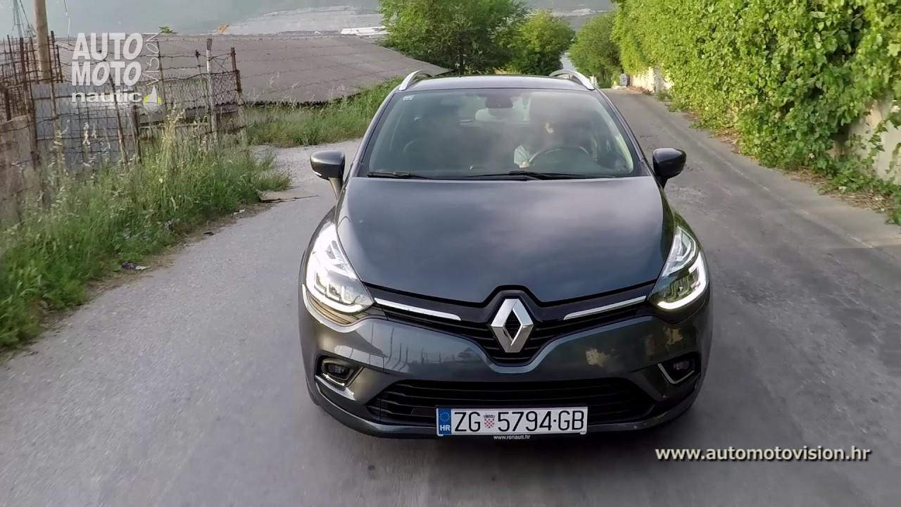 Renault Clio IV 1.5 dCI ⏱ 50 » 160 km/h DRAGY …