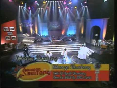 GRAND FINAL KELUARGA BINTANG dI ANTV 2005 - Kel.SIKUMBANG Lagu Kupersembahkan Nirwana