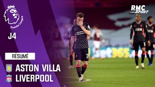 Résumé : Aston Villa 7-2 Liverpool - Premier League (J4)