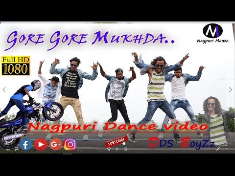 Gore Gore Mukhda || NEW Nagpuri Full HD Dance Video_By DDS BOYZz
