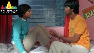 Happy days movie nikhil  gayatri rao's love scene | varun sandesh,tamannah | sri balaji video