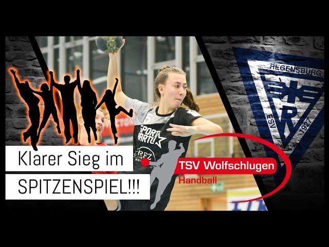 ESV bleibt Spitzenreiter! TSV Wolfschlugen vs. ESV 1927