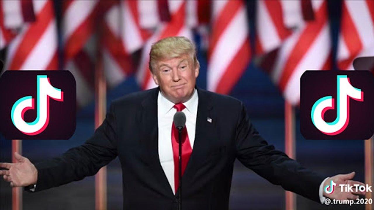 Trump's TikTok Ban on Hold