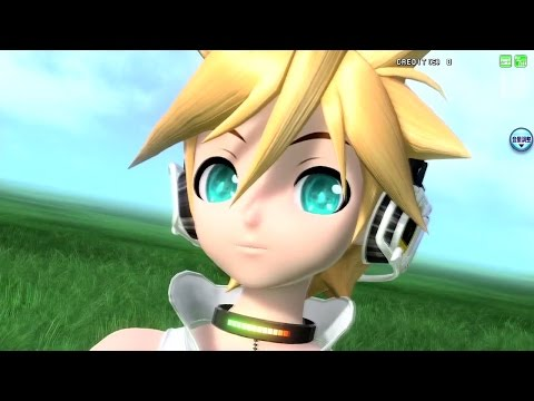 [Project DIVA] Ievan Polkka - Kagamine version [With subs]