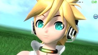 Repeat youtube video [Project DIVA] Ievan Polkka - Kagamine version [With subs]