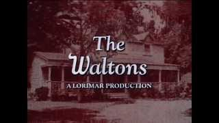 The Waltons - Season 9 - Late Season Opening Credits
