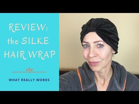 Review: the Silke Hair Wrap | Alice Hart-Davis