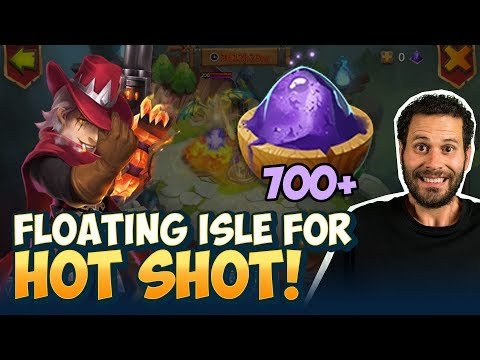 Spending Everything For HOTSHOT New Hero Castle Clash!