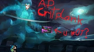 [Dia] Runeglaive AP Magicpen Crit Gangplank Jungle