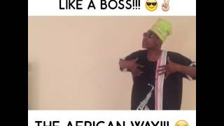 How to quit your joblike a boss THE AFRICAN WAY