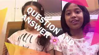 Question And Answer With Nesya TV