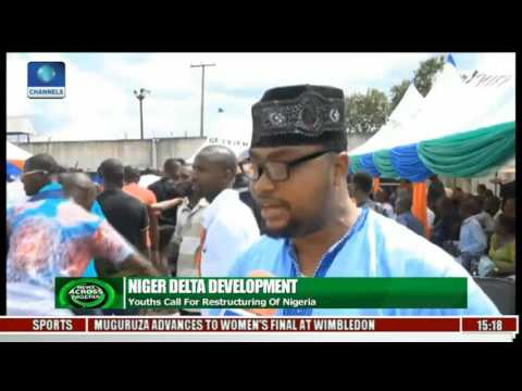 Niger Delta Youths Call For Restructuring Nigeria