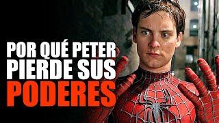 ¿Por qué Spider-Man pierde sus poderes en Spider-Man 2?