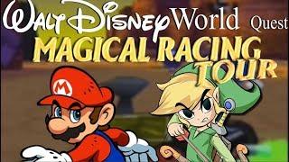 Walt Disney World Quest: Magical Racing Tour - VAF Plush Gaming #124