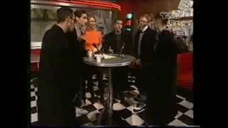 Backstreet boys bij TMF (1996)