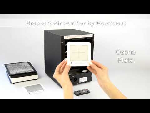 AIR PURIFIER Breeze 2 by EcoQuest