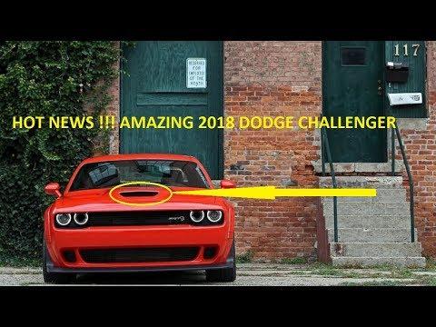 HOT NEWS !!! 2018 Dodge Challenger SRT 392 Full Review