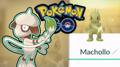 Shiny-Machollo! Farbeagle-Tipps und alle Suchbegriffe | Pokémon GO Deutsch #918