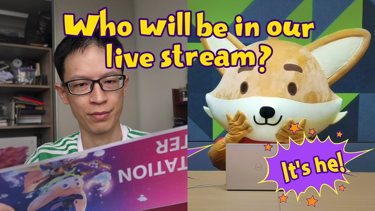 A Spoiler - What question would you like to ask for Teoh in our Live Stream on July 4th,15:00(UTC)?