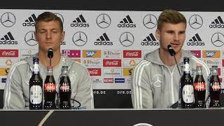 Deutschland Niederlande Fußball 13 10 2018 Kommentar Kroos und Werner