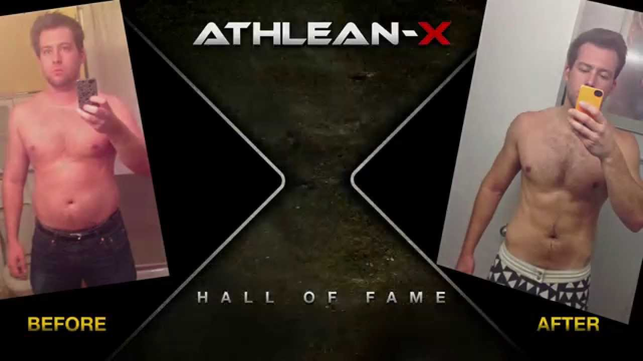 athlean x review chisels over 40 pounds of fat youtube