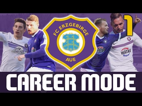 FIFA 17 | Erzgebirge Club & Country Career Mode | Ep 1 | GEMS GALORE!