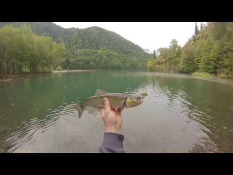 рыбалка в абхазии на спиннинг пицунда